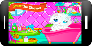 Cat Caring and Makeover Screenshot 3